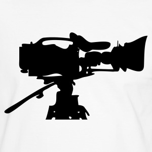 Professional Camera T-Shirts - Men's Ringer Shirt