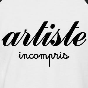 Artiste Incompris Tee shirts - T-shirt baseball manches courtes Homme
