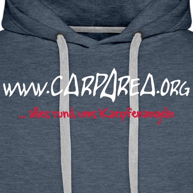 www.carparea.org Hooded Sweat mit Logo