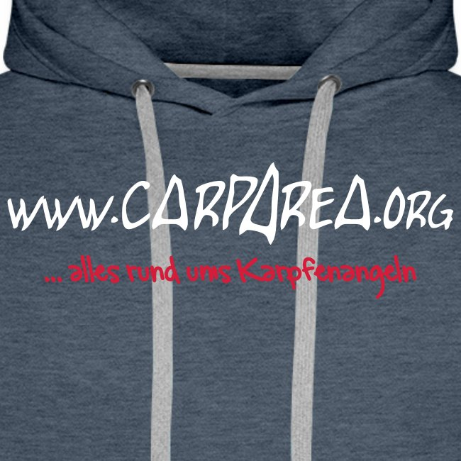 www.carparea.org Hooded Sweat mit Logo