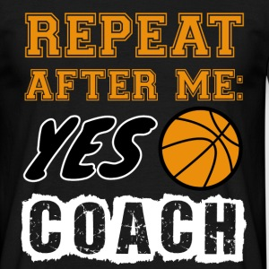 Yes Coach T-Shirts - Männer T-Shirt