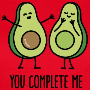 You complete me - Avocado Tee shirts - T-shirt Femme