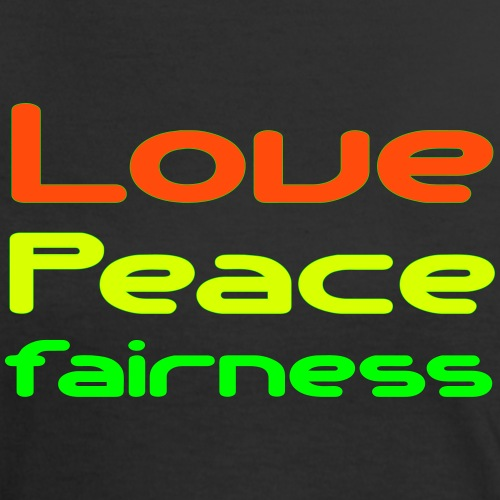 LovePeaceFairness