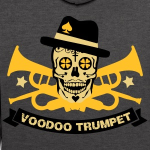 Voodo trumpet 2 Sweat-shirts - Sweat-shirt contraste