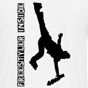 Freestyler Inside - T-shirt Homme