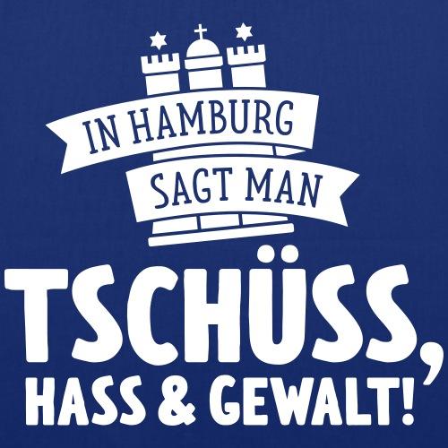 HH – Tschüss, Hass & Gewalt!