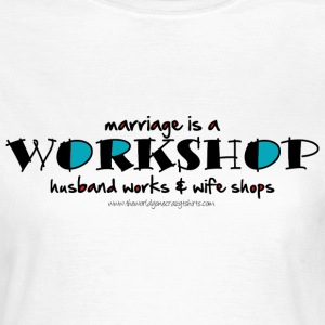 Workshop T-Shirts - Frauen T-Shirt