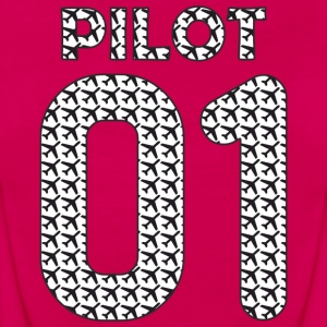 pilot  Tops - Frauen Premium Tank Top