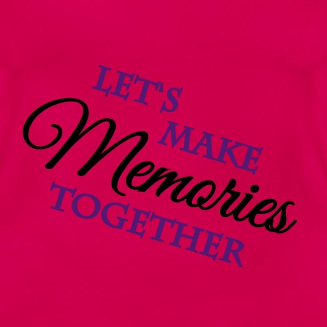 memories tshirt