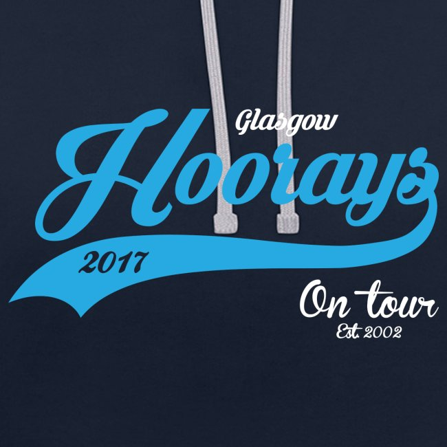 Hoorays on Tour 2017 Unisex Hoodie
