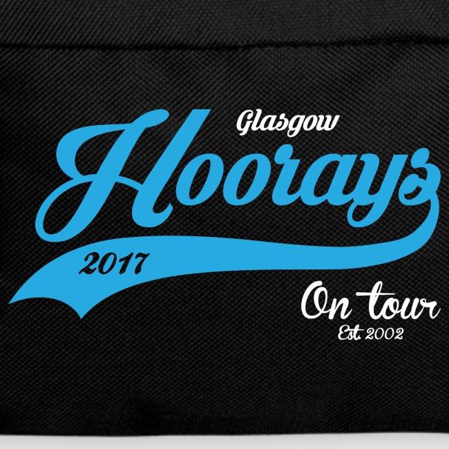 Hoorays on Tour 2017 Backpack
