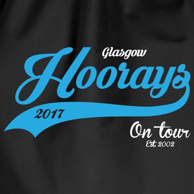 Hoorays on Tour 2017 Bag