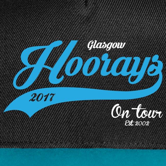 Hoorays on Tour 2017 - Blue Cap