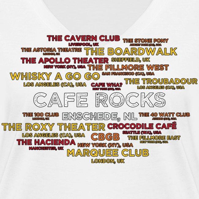 Legendary Rock Clubs (Ladies)
