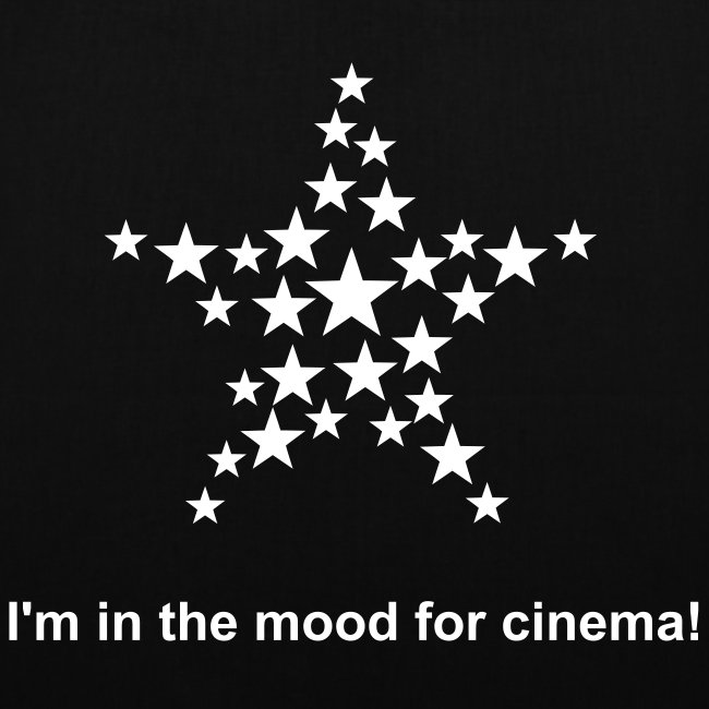 In the mood for cinema