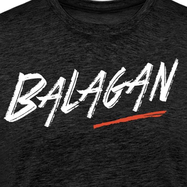 Balagan, Dark Gray T-shirt, logo, Guyz