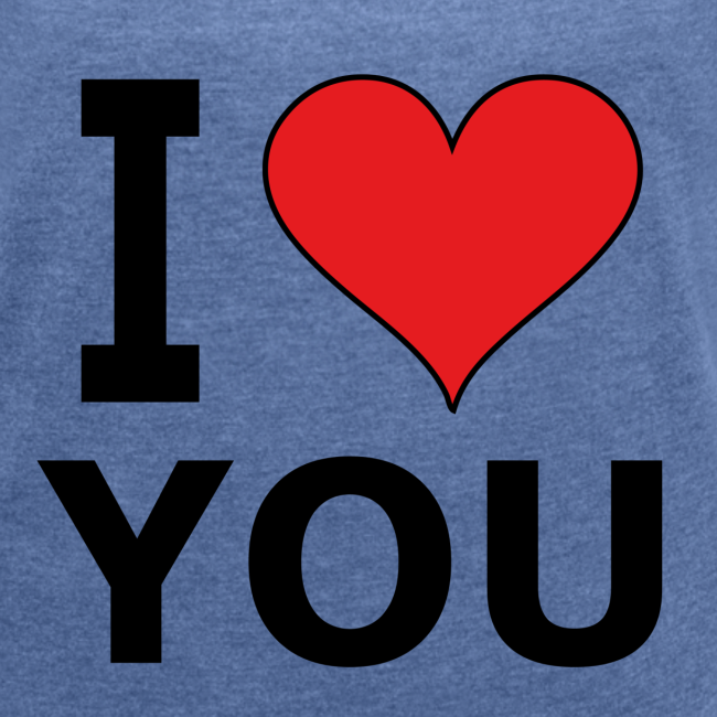 I LOVE YOU T-Shirts