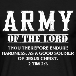Army Of The Lord T-Shirts - Men's T-Shirt