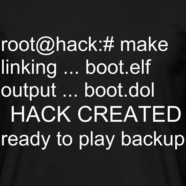 T Shirt Hack Created