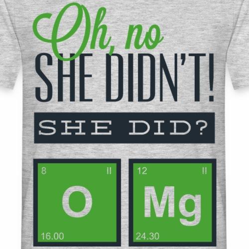 OMG - She didn´t