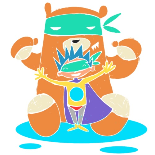 super Heros kawaii 8