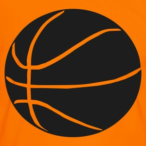 BASKETBALL T-SHIRT - Men's Ringer Shirt