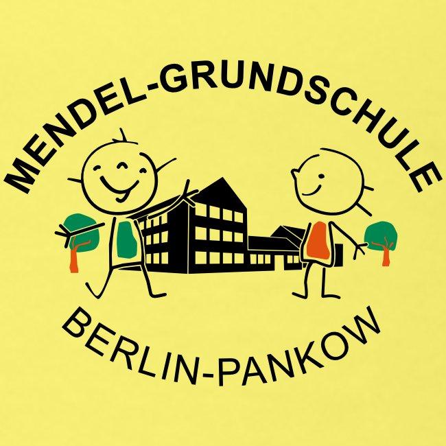 Mendelkids in Aktion - Kidsshirt, gerade - Gr. 98 bis 140