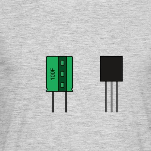 Kondensator & Transistor