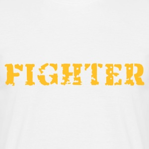 fighter - Männer T-Shirt