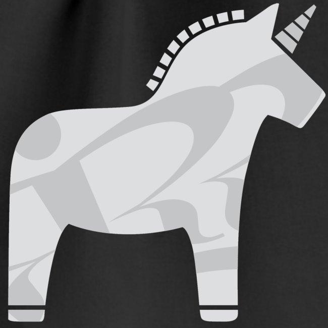 Turnbeutel Unicorn
