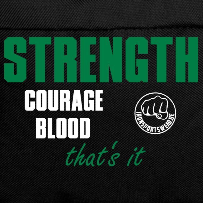 StrengthCourageBlood