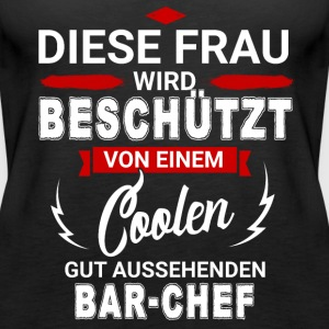 BAR-CHEF Tops - Frauen Premium Tank Top