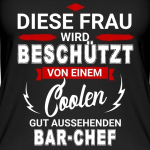 BAR-CHEF Tops - Frauen Bio Tank Top