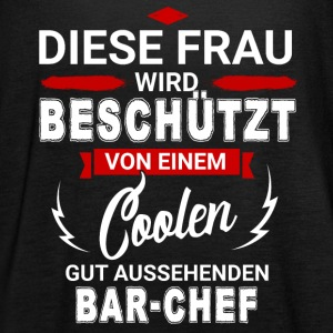 BAR-CHEF Tops - Frauen Tank Top von Bella
