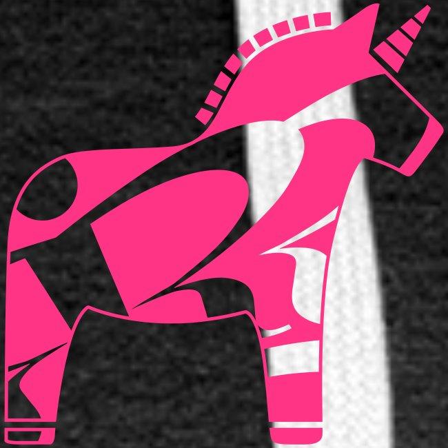 Hoodie-Jacke Unicorn
