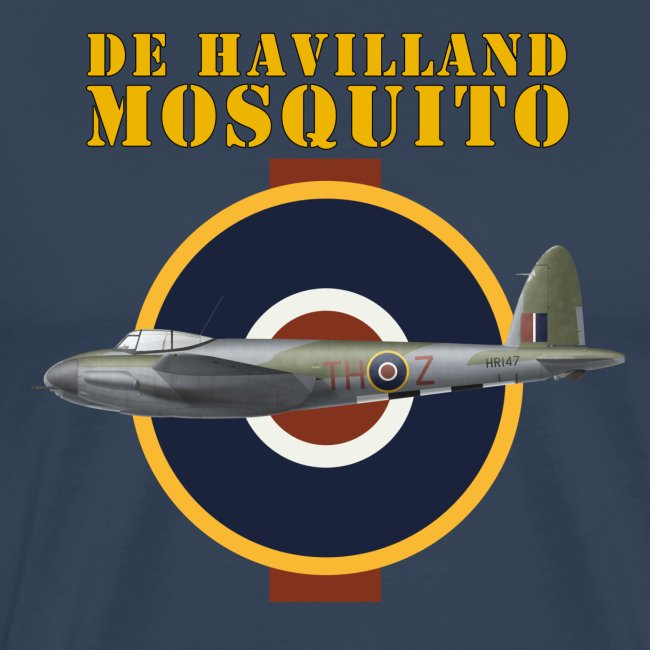 """Hawker Tempest"" - T-Shirt homme"