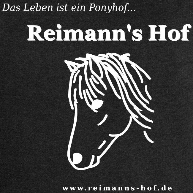 Damen Kapuzenjacke 'Ponykopf'