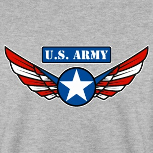 US Army wings design Sweat-shirts - Sweat-shirt Homme