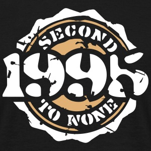 1995 - Second to None T-Shirts - Männer T-Shirt