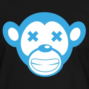 Monkey Business - Männer Kontrast-T-Shirt