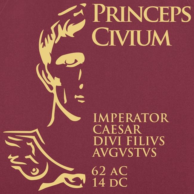 Delantal Princeps August
