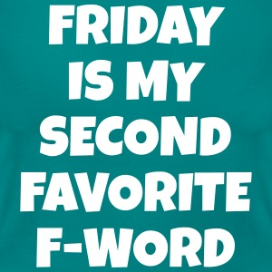 friday f-word T-Shirts - Frauen T-Shirt