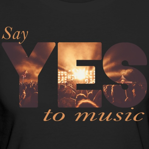 say yes to music