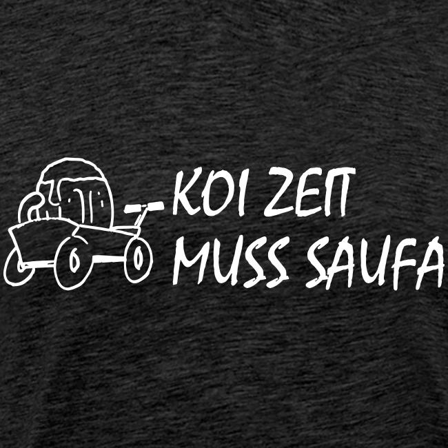 Koi Zeit - Muss Saufa