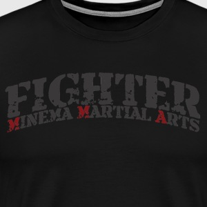 Fighter Männer - Männer Premium T-Shirt