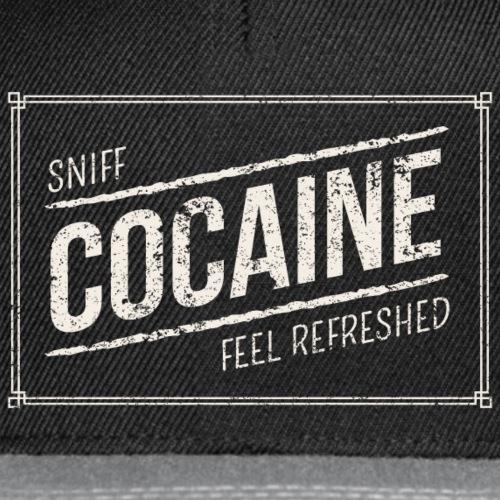 Sniff Cocaine - Koks