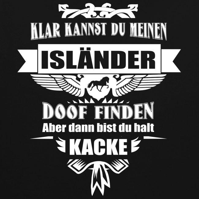 Isländer - Hoodie
