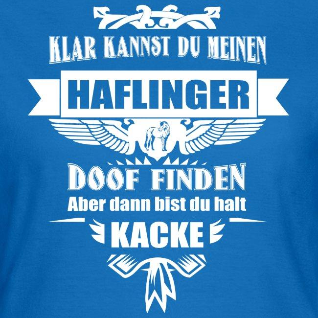 Haflinger - Shirt