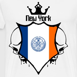 New York - Männer Premium T-Shirt