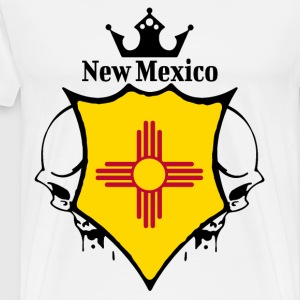 New Mexico - Männer Premium T-Shirt